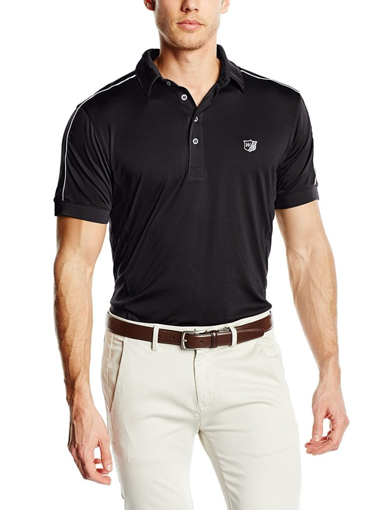 Wilson FG Tour M3 Polo de golf Wilson Staff pour homme