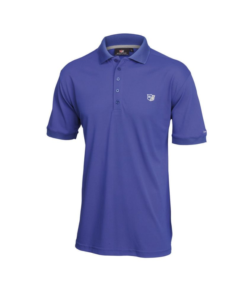 Wilson Staff Authentic Lite Polo de golf Homme