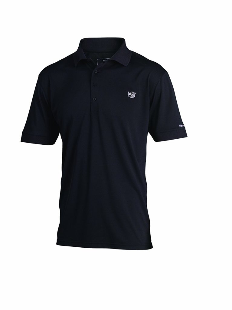 Wilson Staff Authentic Polo pour Hommes M Rouge iTDx2Ti