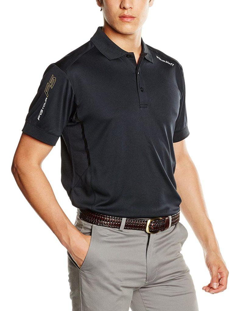 Wilson Staff FG Tour V5 Polo Wilson Staff Golf pour homme