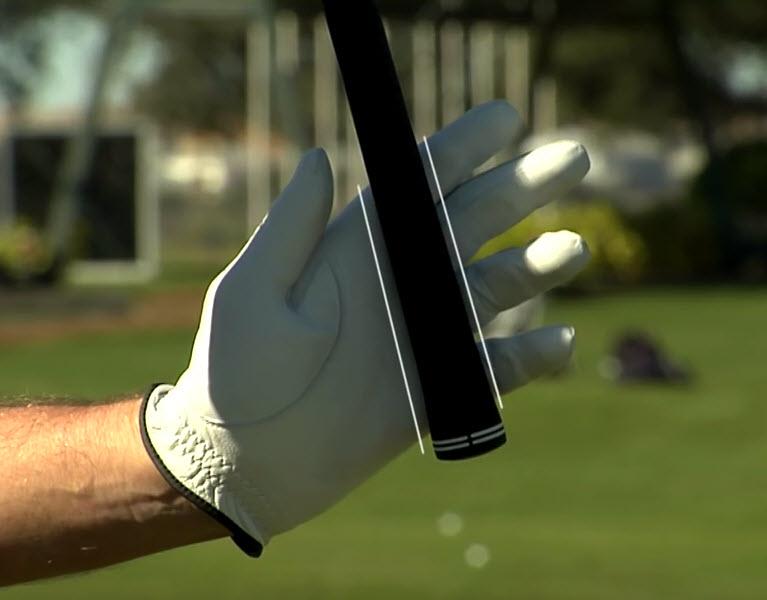 Le rôle des mains dans le grip de golf