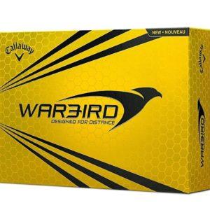Balles de golf Callaway Warbird 2015
