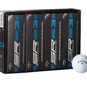 Douzaine de balles de golf Callaway Speed Regime 3