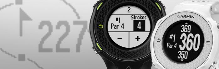 Montre Garmin Approach S4
