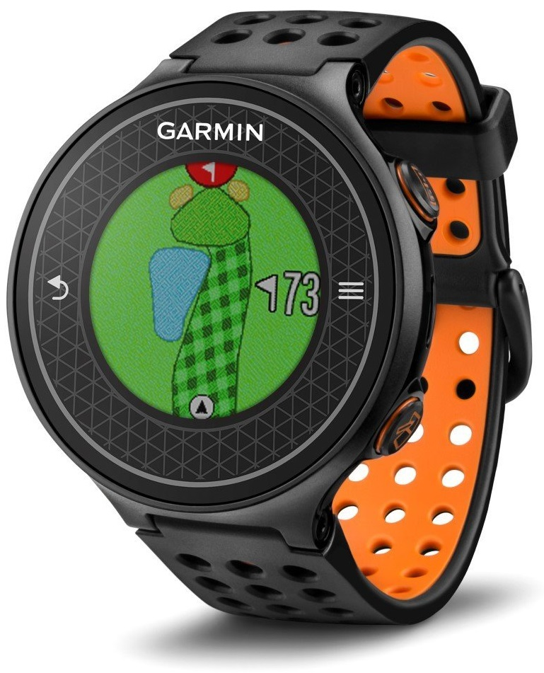montre gps de golf garmin approach s6 avis 2017. Black Bedroom Furniture Sets. Home Design Ideas