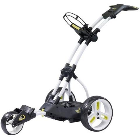 chariot de golf lectrique motocaddy m 3 blanc le meilleur du golf. Black Bedroom Furniture Sets. Home Design Ideas