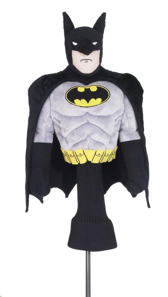 Capuchon pour Driver Batman - Idée  Cadeau Golf