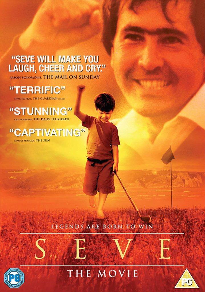 DVD Film Seve Ballesteros Légende du golf - Cadeau Golf