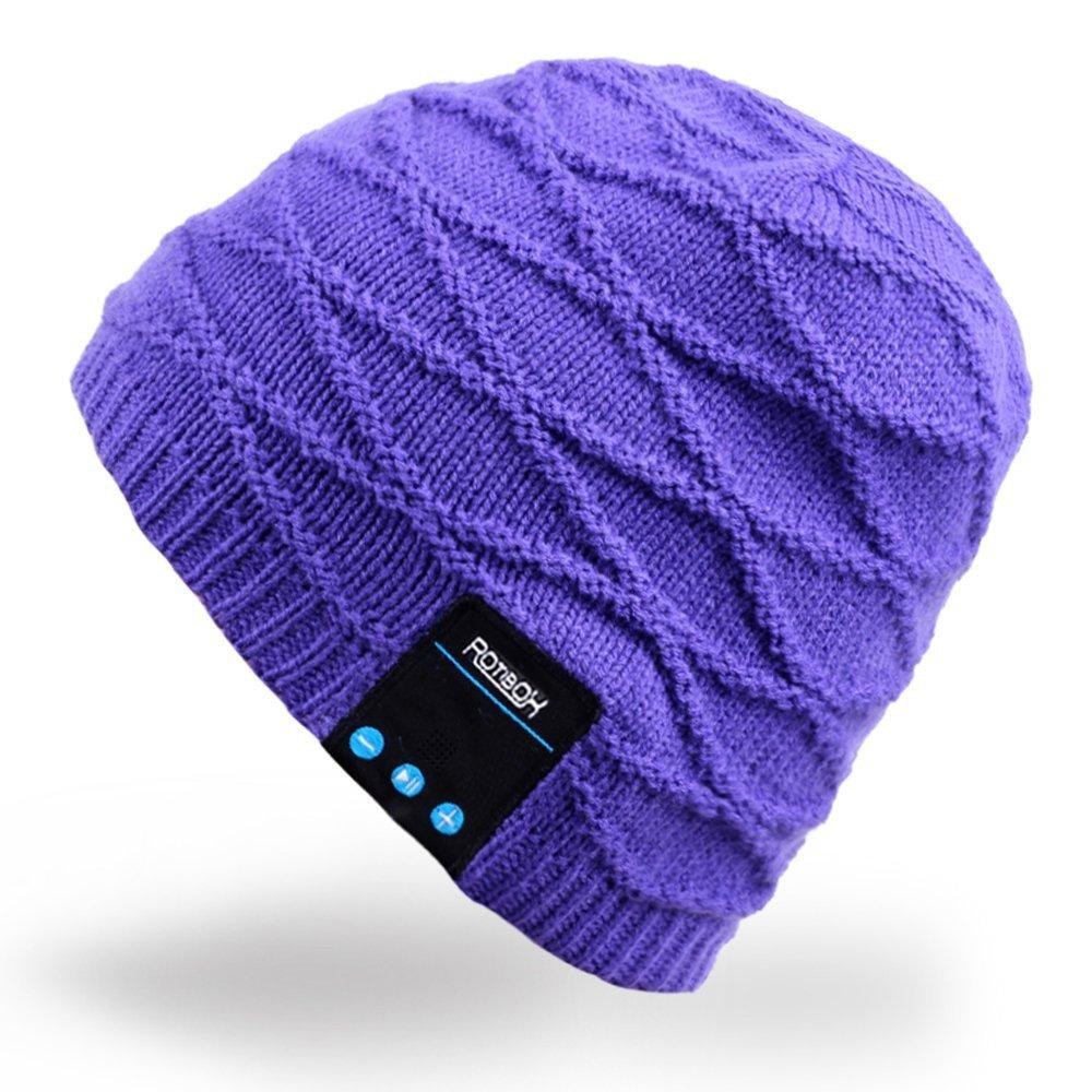 Bonnet Bluetooth Rotibox Cadeau Passionné de golf
