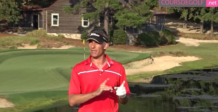 Leçon de golf pour retrouver de l'efficacité dans le swing