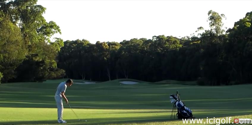 Leçon de golf sur l'utilisation du club hybride