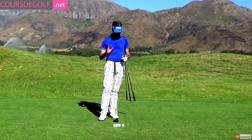 L'importance du stance dans le swing de golf