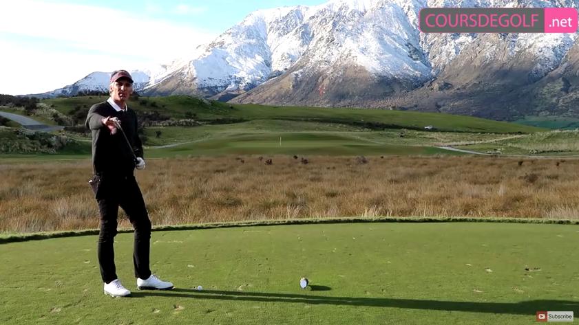 Maîtriser la puissance au golf sans forcer
