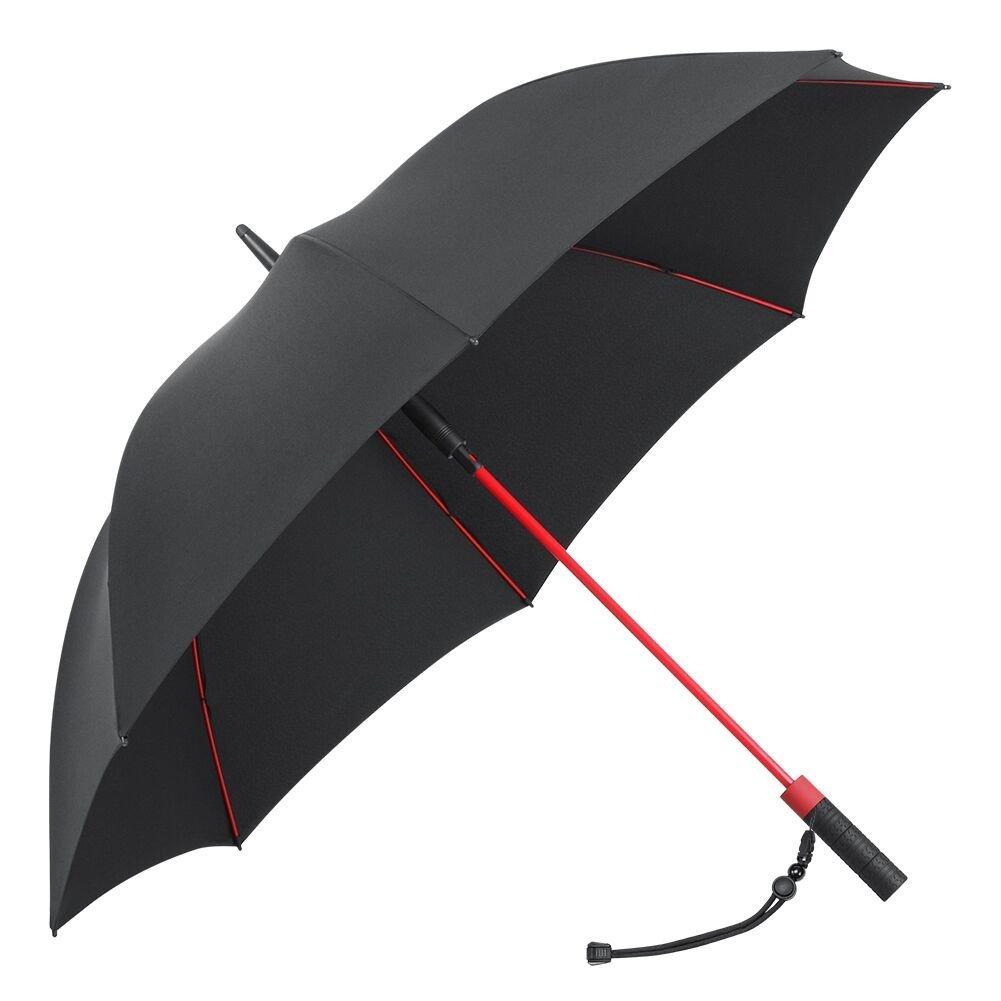 Parapluie de Golf Grande Taille Plemo Noir 120cm