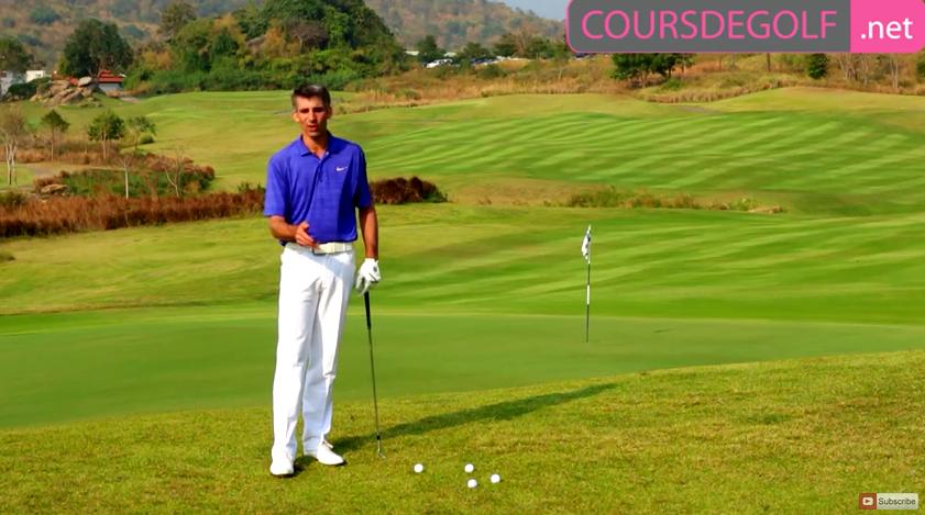 Réussi le coup lobé : Leçon de golf