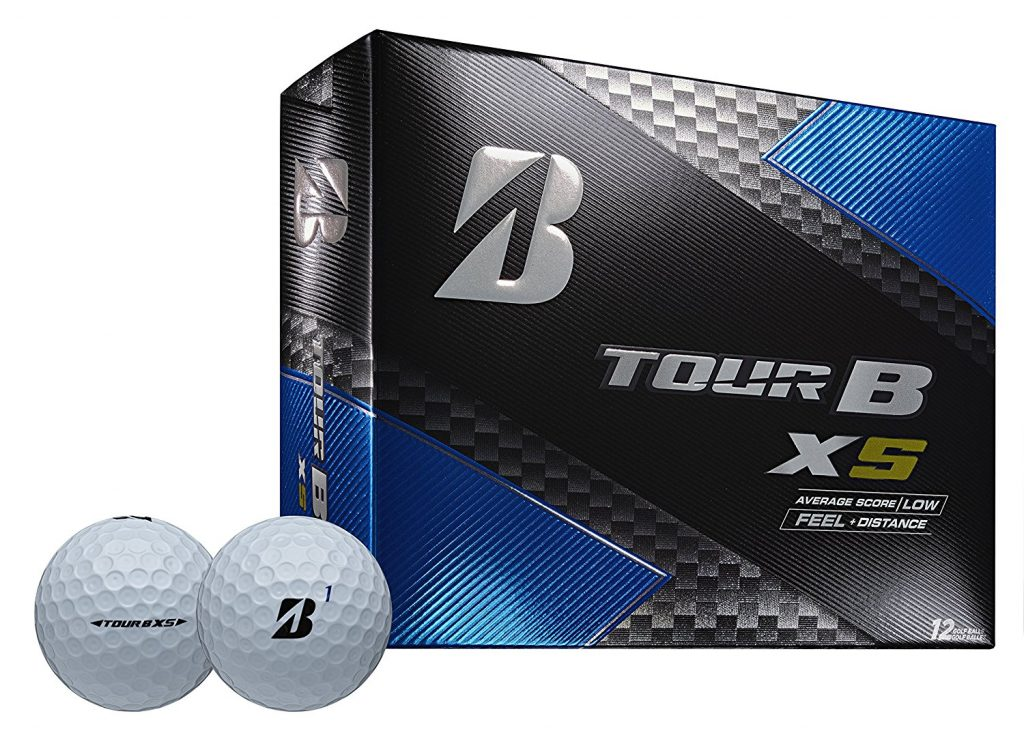 12 Balles de Golf Bridgestone Golf 2018 Tour