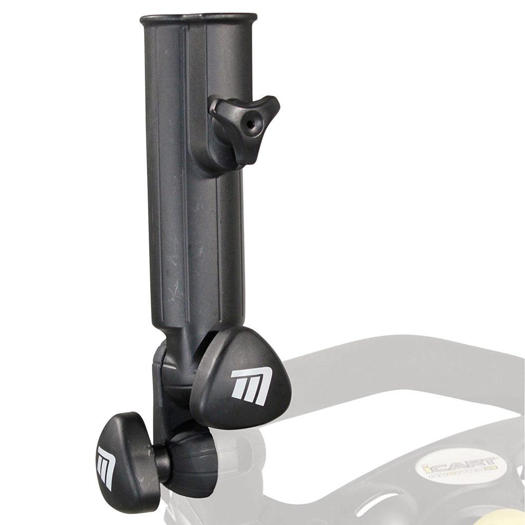 Porte Parapluie chariot de golf Accessoire de golf