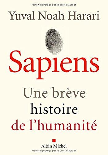 Livre Sapiens: Une brève histoire de l'humanité