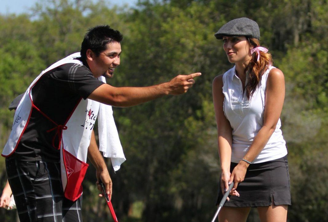 golf en couple