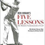 livre ben hogan cinq leçons les principes fondamentaux du golf