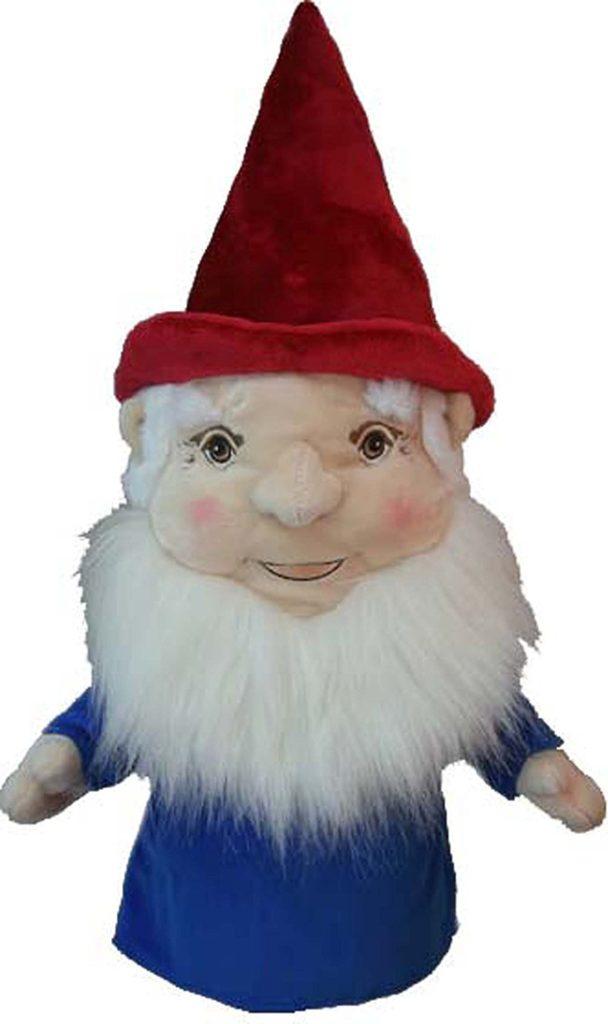 couvre-bois golf gnome pour driver