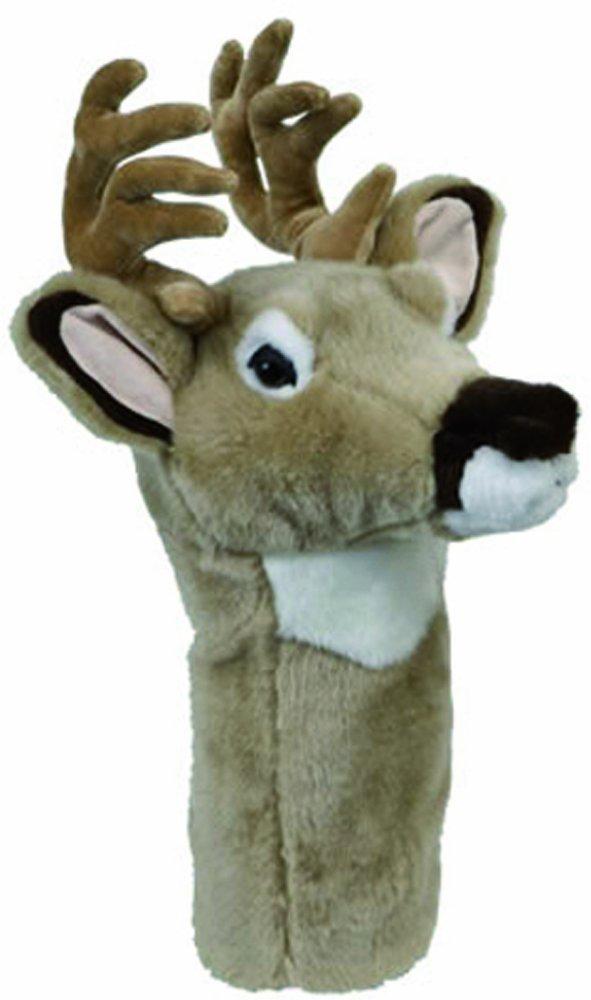 couvre-bois golf cerf capuchon