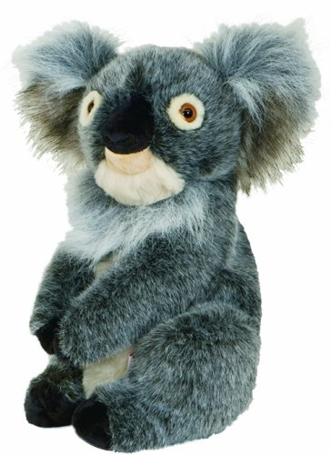couvre-bois koala cadeau golf