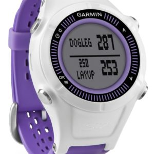Garmin Approach S2 Montre de Golf Violet
