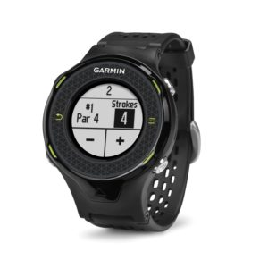 Montre GPS Golf Garmin Approach S4 noir
