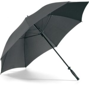 Grand Parapluie Golf Incassable Noir