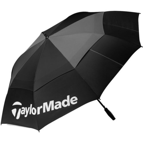 Parapluie Golf TaylorMade Double Baldaquin Noir