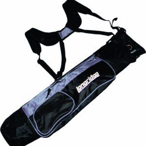 Sac de golf Longridge 90 cm Noir et Gris
