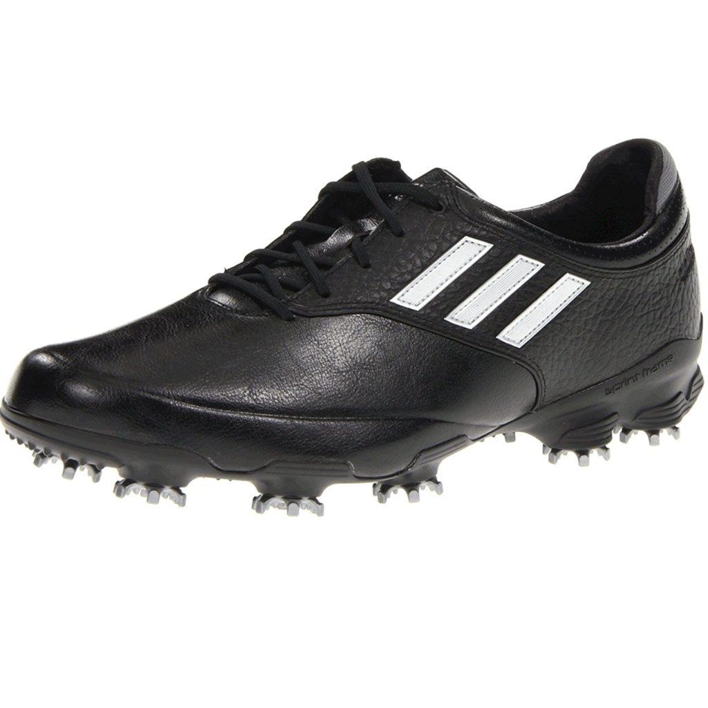 chaussures de golf adidas adizero noires le meilleur du golf. Black Bedroom Furniture Sets. Home Design Ideas