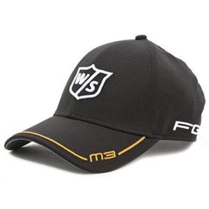 Casquette de golf Wilson Staff FG Tour M3 noire