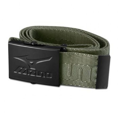 Ceinture de golf Mizuno à sangle verte