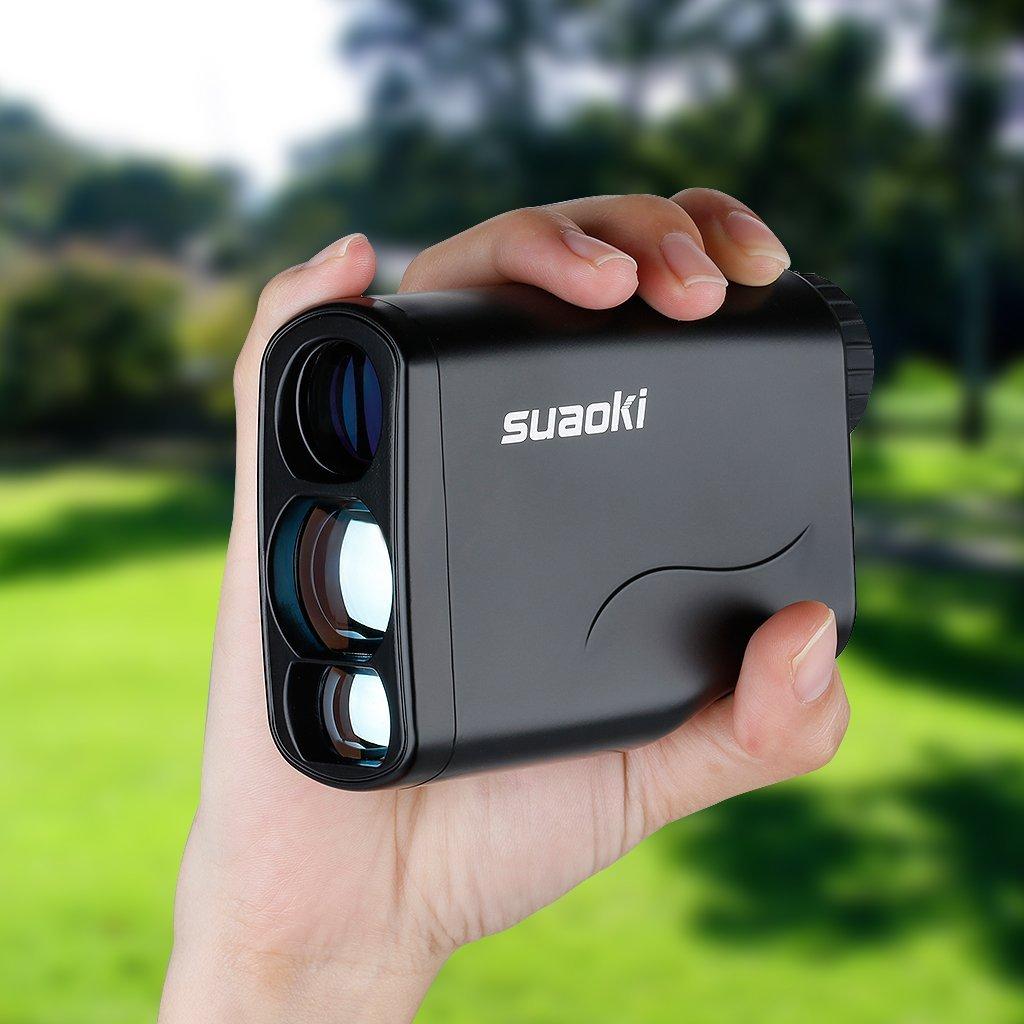 Télémètre Golf Suaoki LW 600 Pro ergonomie