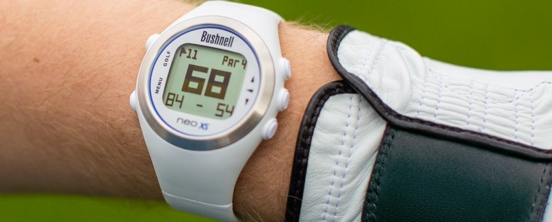 montre GPS Bushnell Neo XS