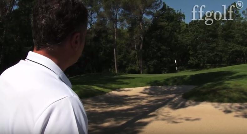 Conseils pour réussir un lob shot au golf
