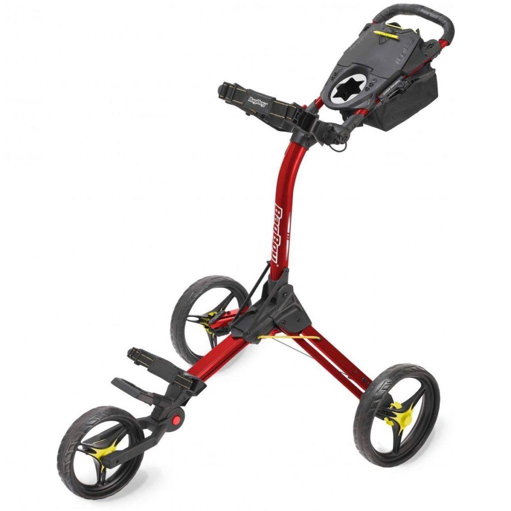 chariot de golf bag boy compact c3 3 roues le meilleur du golf. Black Bedroom Furniture Sets. Home Design Ideas