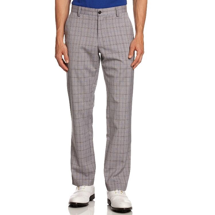 pantalon de golf calvin klein carreaux le meilleur du golf. Black Bedroom Furniture Sets. Home Design Ideas