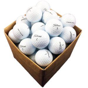 Balles de golf reconditionnées