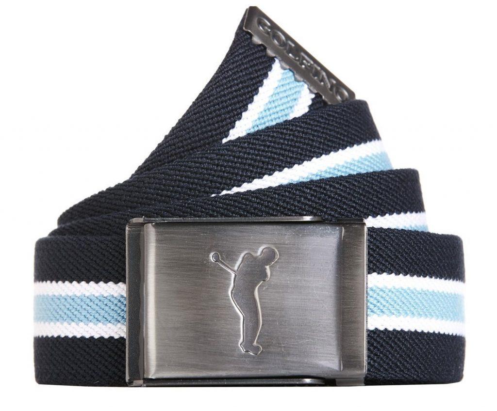 Ceinture de golf tissée Golfino - Cadeau Golfeur