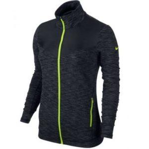 b8cf5d0b0e0b Veste de golf Nike Hyperflight Femme Noir Fluo