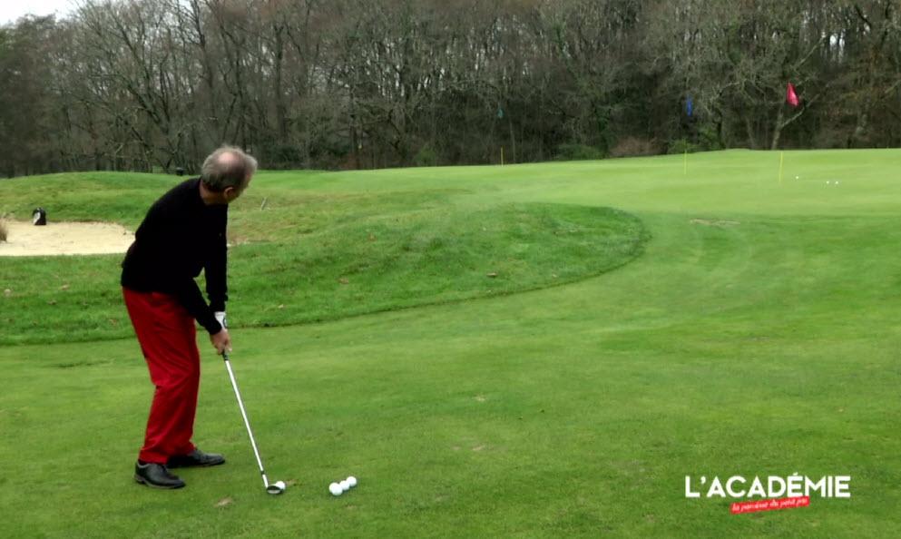 Les 7 techniques pour réaliser une approche | Leçon de golf