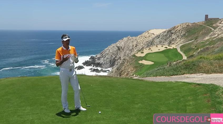 Jouer avec le corps au golf - Leçon de golf