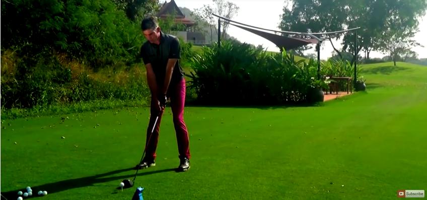Leçon de golf sur les leviers de la puissance au golf