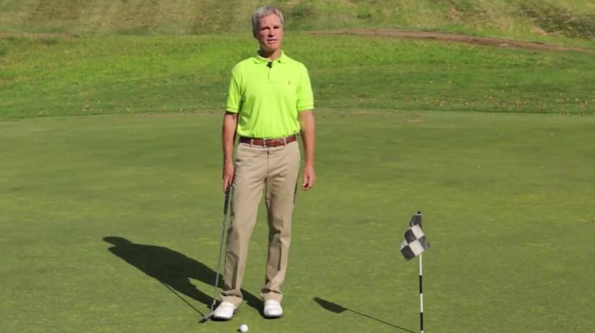 Exercice pour progresser sur les putts courts au golf