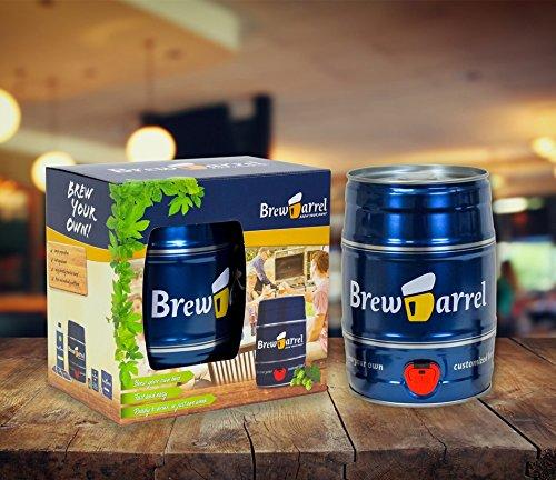 Kit de Brassage et fabrication de bière blonde