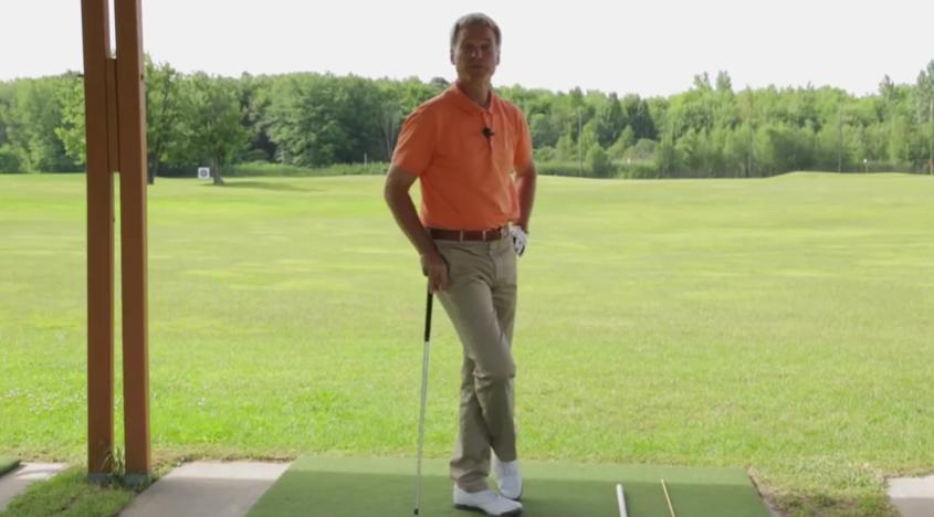 Leçon sur l'alignement optimisé au golf