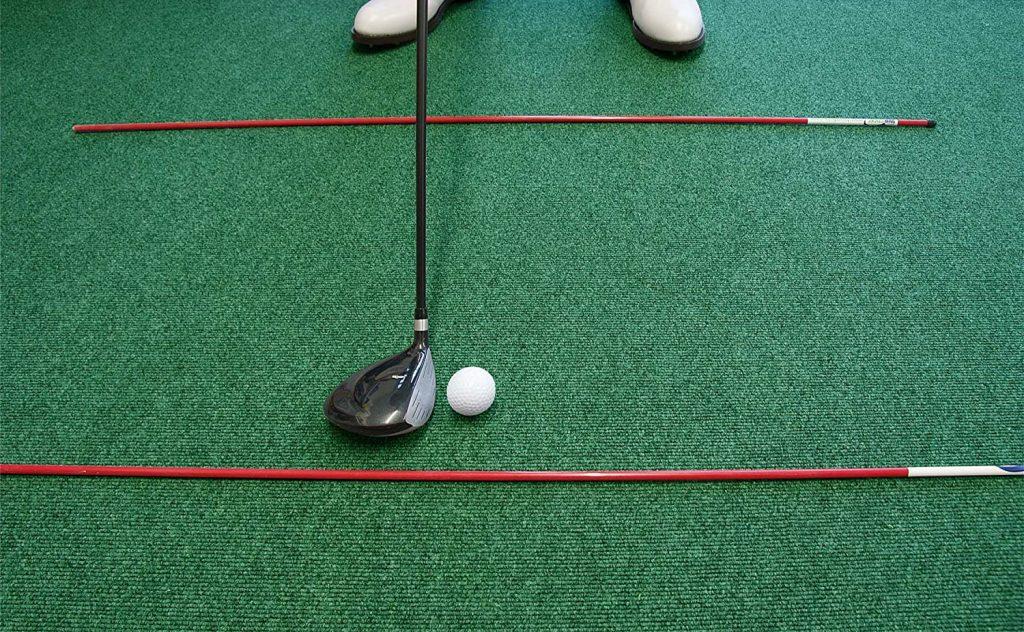 Baguettes d'alignement au sol PGA Tour Accessoire de golf
